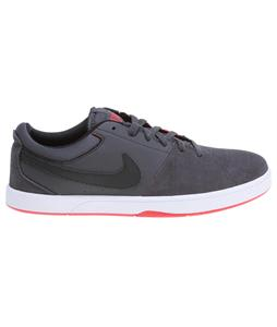 Nike Rabona Skate Shoes Anthracite/Hyper Red/White/Black