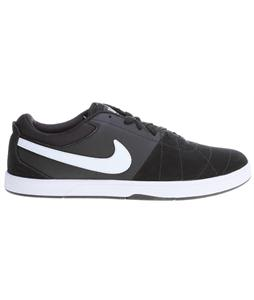 Nike Rabona Skate Shoes Black/White