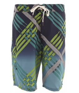 Nike Scout Boardshorts Laces/Lush Green