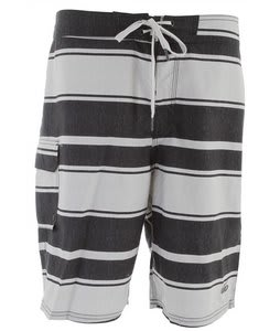 Nike Scout Boardshorts Stripe/Neutral Grey