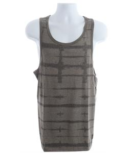 Nike Shibori Dri Fit Tank Midnight Fog/Black