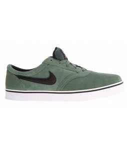 Nike Vulc Rod Skate Shoes Nori Black/White