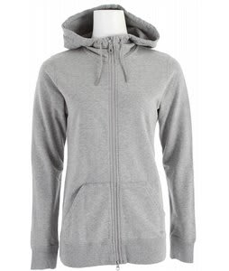 Nike Icon Hoodie Dk Grey Heather/Medium Grey