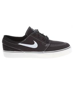 Nike Zoom Stefan Janoski Skate Shoes Black/Sail