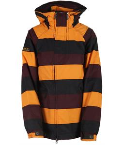 Nikita Bittersweet Stripe Snowboard Jacket