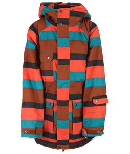 Nikita Creekside Snowboard Jacket Stripe Snowboard Jacket