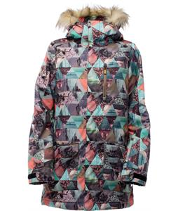 Nikita Hawthorne Print Snowboard Jacket