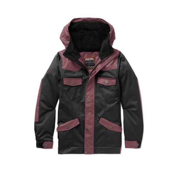 Nikita Mayon Denim/Waxed Snowboard Jacket