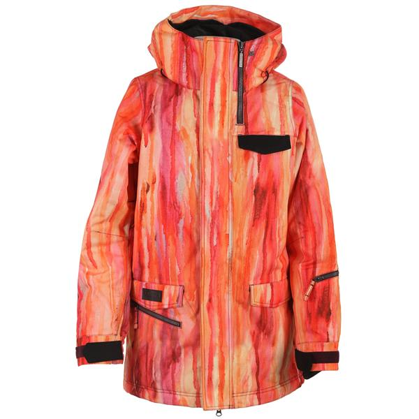 Nikita Sif Watercolor Print Snowboard Jacket