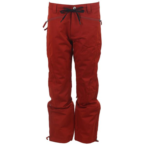 Nikita Sol Canvas Snowboard Pants