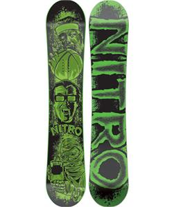 Nitro Afterlife Blem Snowboard