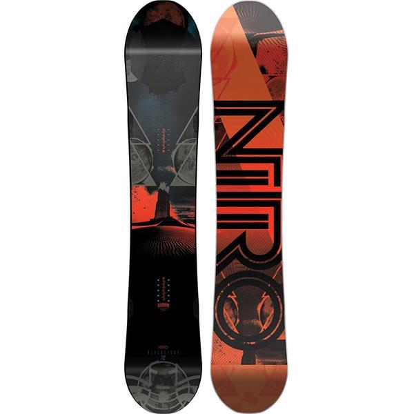 Nitro Blacklight Snowboard