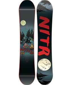 Nitro Brandon Hobush Pro One-Off Snowboard