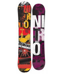 Nitro Demand Snowboard 149
