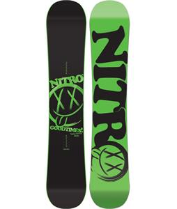 Nitro Good Times Wide Blem Snowboard