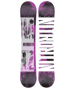 Nitro Haze Snowboard