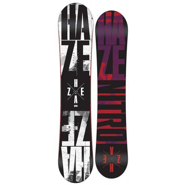 Nitro Haze Wide Snowboard