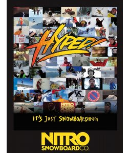 Nitro Hyped! Snowboard DVD
