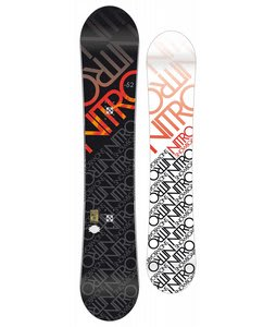 Nitro Lectra Snowboard 152 Clean