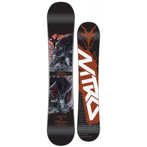 Nitro Austin Smith T2 One Off Snowboard