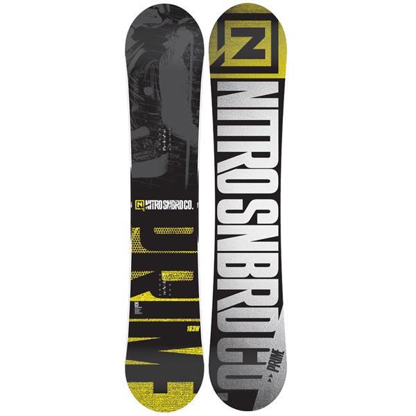 Nitro Prime Edge Wide Snowboard