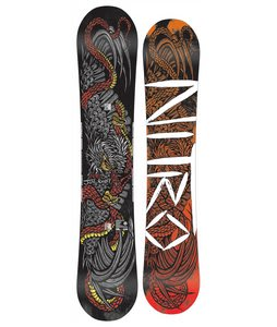 Nitro Pro Series Kooley Snowboard 153