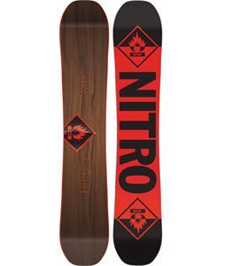 Nitro Pyro Blem Snowboard