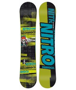 Nitro Ripper Snowboard 142 - Boy's