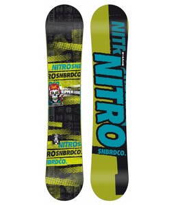 Nitro Ripper Snowboard 146 - Boy's