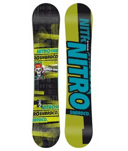 Nitro Ripper Snowboard 149