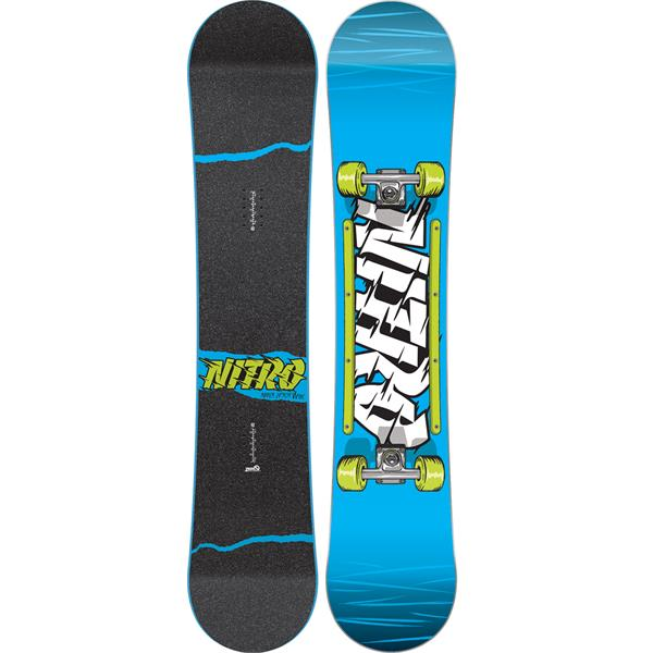 Nitro Ripper Wide Blem Snowboard