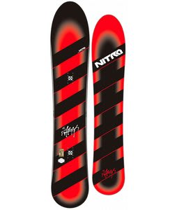 Nitro Slash Snowboard 166