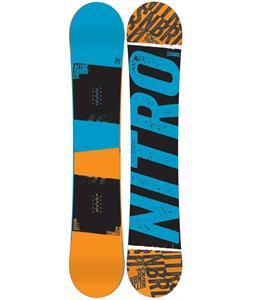Nitro Stance Snowboard