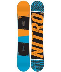 Nitro Stance Snowboard 156