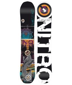 Nitro Sub Zero Snowboard 157