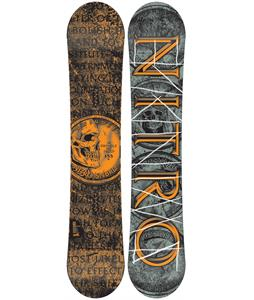 Nitro Swindle Wide Snowboard 155