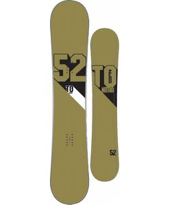 Nitro T0 Snowboard 152