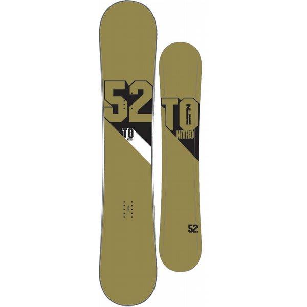Nitro T0 Orange Snowboard