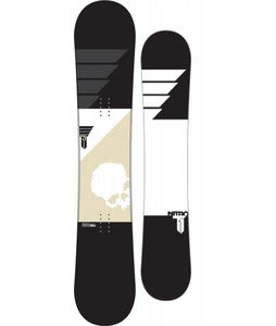 Nitro T1 Black Snowboard 146 Black 