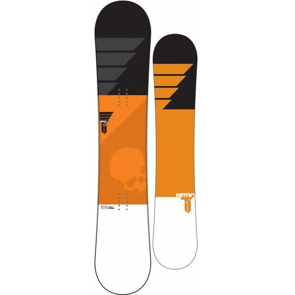 Nitro T1 Color Snowboard