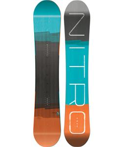 Nitro Team Gullwing Wide Snowboard