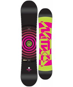 Nitro Team Wide Snowboard 155