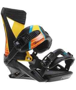 Nitro Zero Snowboard Bindings Zero Worries