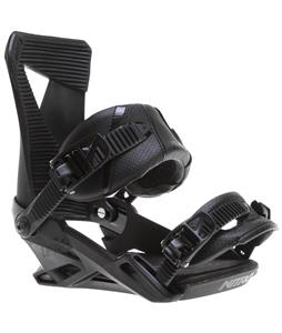 Nitro Zero Snowboard Bindings Black