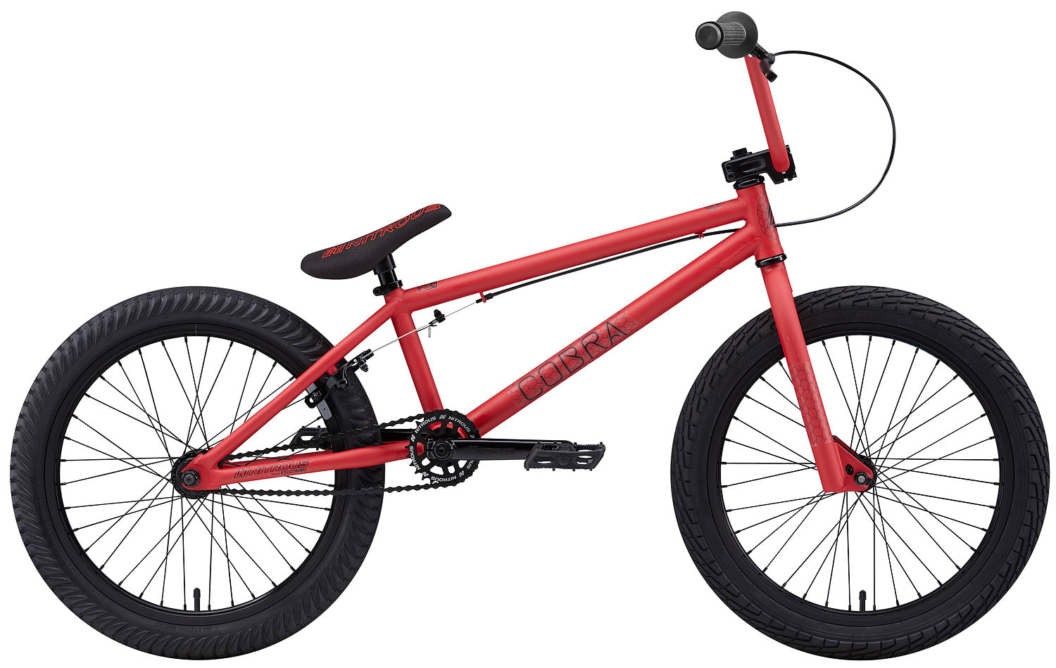 Shop for Eastern Cobra BMX Bike Matte Red 20""