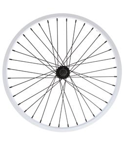 Eastern Double Shot Front 3/8 36H BMX Wheel White 3/8