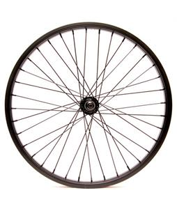 Eastern Double Shot Front 3/8 36H BMX Wheel Black 3/8