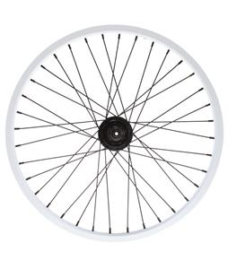 Eastern Double Shot Rear 14mm 36H 9T BMX Wheel White 14mm