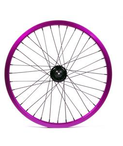 Eastern Double Shot Rear 14mm 36H 9T BMX Wheel Purple 14mm