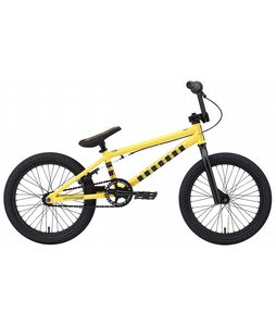 Eastern Lowdown 120 BMX Bike Matte Yellow 20in